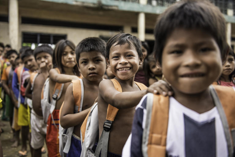 "In October 2017, more than 1,0000 people fled to the village of Catrú in Colombia's Chocó region.   ""They came because they feared that more people would be killed,"" says one of the community leaders in Catrú, home to the indigenous Embera people.   The Pacific region, particularly Chocó, has become a battleground for clashes between the National Liberation Army (ELN) and another armed group. Indigenous and Afro-Colombian communities have been disproportionally affected. Seven out of ten people displaced this year come from these communities.   In many areas previously controlled by FARC, armed conflict is still ongoing. In some areas, the fighting has increased since FARC laid down their weapons, as armed groups are attempting to take control over strategic areas, natural resources and important drug routes. In many places, paramilitary groups have moved in, causing increased fear among the population. Violence has increased throughout the country, as has the number of local leaders being murdered.   The Norwegian Refugee Council (NRC) has been present in Colombia since 1991. In Chocó, we inform indigenous groups about their rights and provide legal aid in questions relating to land rights and compensation after having been forced to flee. In Catrú we help make sure that children get to go to school, and provide clean water to the community.  Photo: Ana Karina Delgado Diaz/NRC"